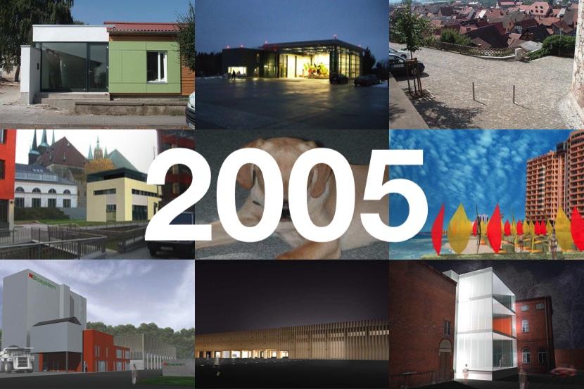 Neuigkeiten 2005