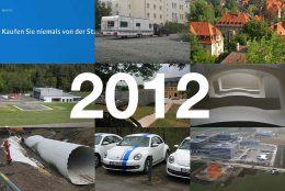 Neuigkeiten 2012