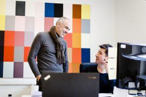 Andreas Appelt, Torsten Bude, Geschäftsführung SIGMA PLAN WEIMAR GmbH