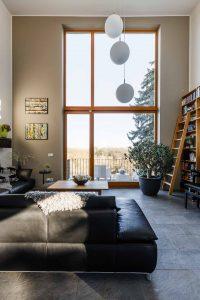 Bibliothek Einfamilienhaus, Merseburg, Architekt Sigma Plan Weiamr GmbH