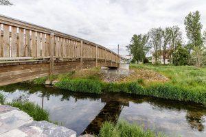 Flusslauf, Freiflächengestaltung, Revitalsierung, Rückführung, Freiräume, Oppurg