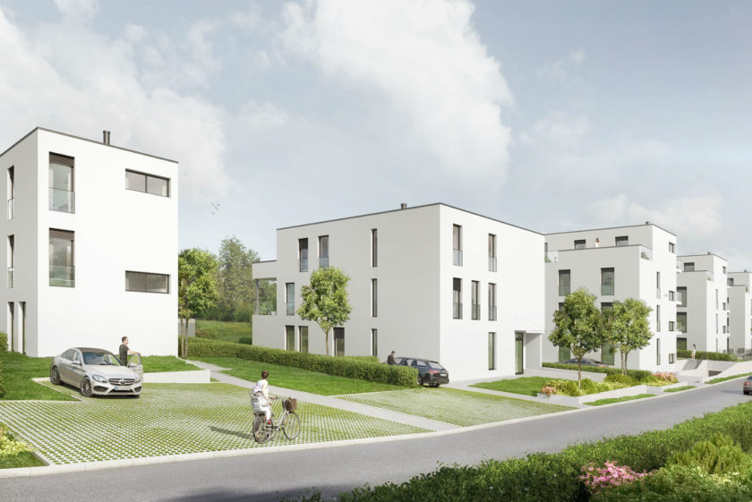 A new project in Weimar