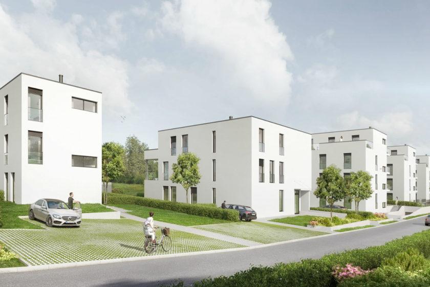 Ein neues Wohnprojekt