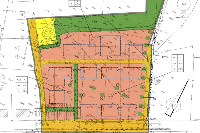 Land-use plan