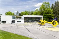 Air rescue station