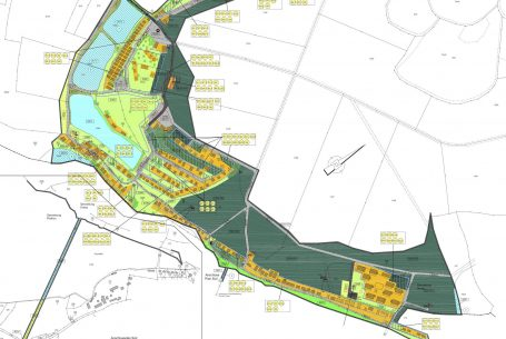 Green area plan