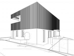 Einfamilienhausbau