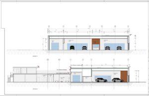Industriebau, Jaguar Land Rover Autohaus