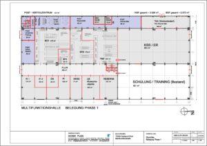 Sigma Plan Weimar GmbH, Gesellschaftsbau, Industriebau, Bürogebäude,
